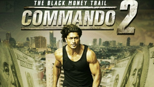 Commando 2 Movie Review