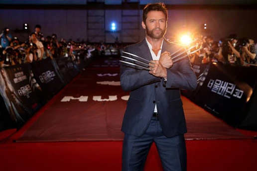 the-wolverine-hugh-jackman-red-carpet