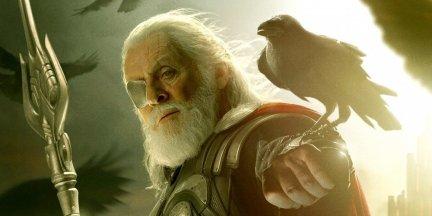 thor-odin-raven