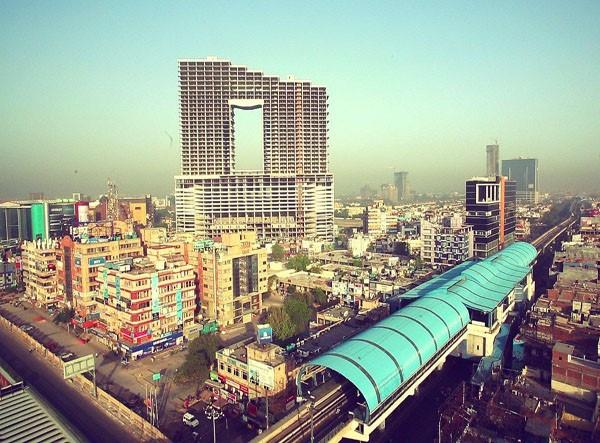 One Day at the DelhiMetro