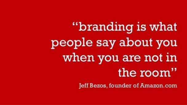 Jeff Bezos branding image