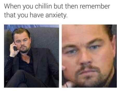 leo anxiety