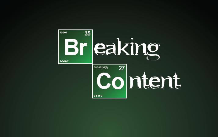 breaking content