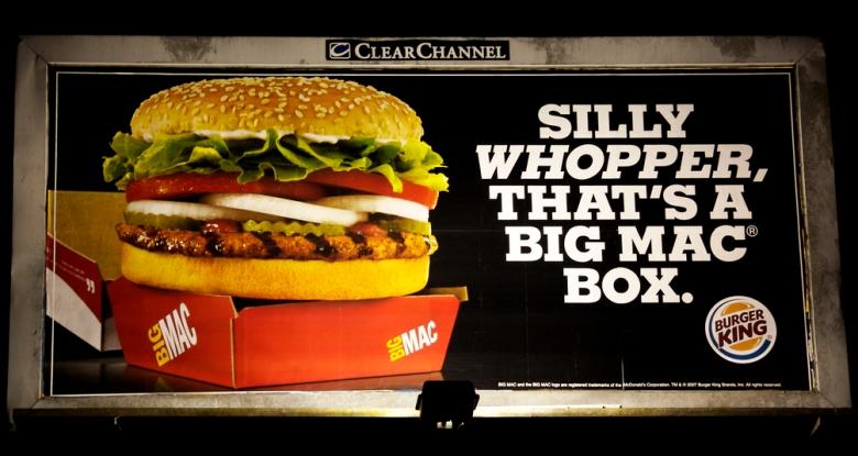 mac vs burger king