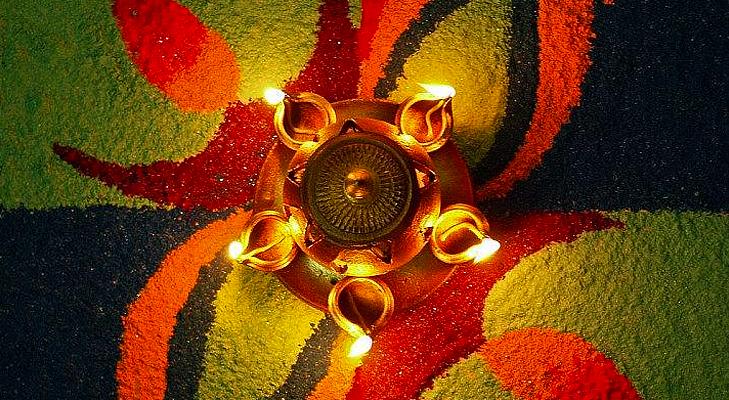 A Diwali Far fromHome