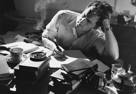 writer depressed